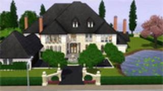 Building Paradise Place in the Sims 3 the curtis paradise show building a house in the sims 3 симс 3 жизнь в раю