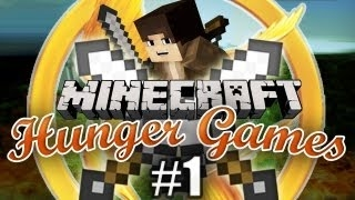Minecraft: Hunger Games Episode 1 - On The Hunt!