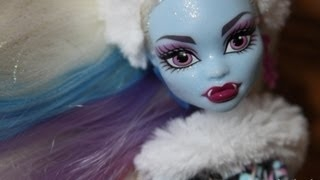 Monster High Doll Abbey Bominable Review ���� ������ ��� �� ������� ������ ��� �������� ������ �� ������� ���� ������� ��� �������� �� �������