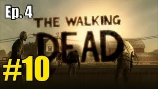 "The Walking Dead ""Episode 4: Around Every Corner"" Walkthrough/Gameplay Part 10 - Ben Screws Up ( ( url:www.youtube.com/watch?v=bOthh8p0zAo 
