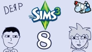 �������� ����� � The Sims 3 #8 - ����� �� ��� ����� :� the sims 3 �������� ����� �������  ���  ����  ������� ���� 3 ������ �� �������� �� �����