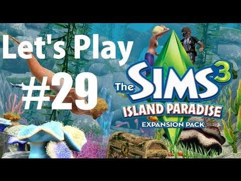 Let's Play - The Sims 3 Island Paradise (Part 29) Plastic Surgery Goes Horribly Wrong