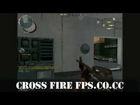Best Free Online FPS: Cross Fire - Game Play Video