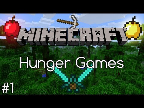 Minecraft: Hunger Games - Episode 1
