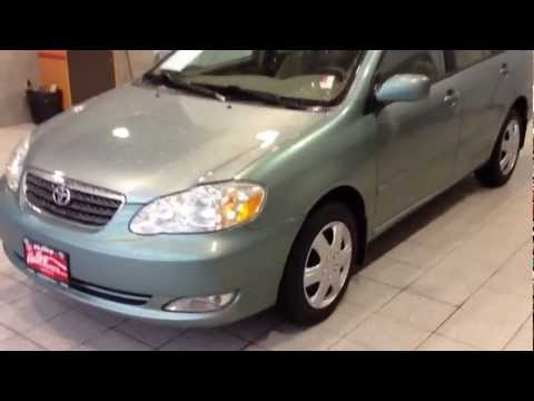 2005 Toyota Corolla LE #13727A1A For Sale At Valley Toyota Scion In Chilliwack BC
