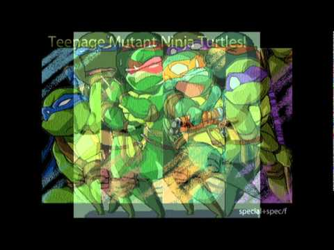 TMNT - Your Love