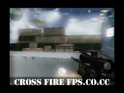 Best Free Online FPS: Cross Fire - Game Play AWM Montage (TopDawg)